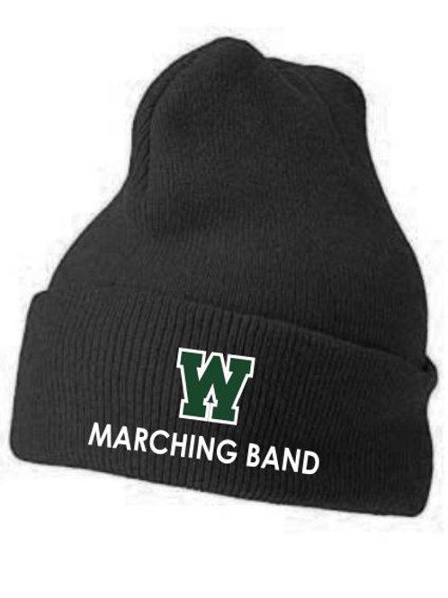 Westlake Band Cuffed Beanie