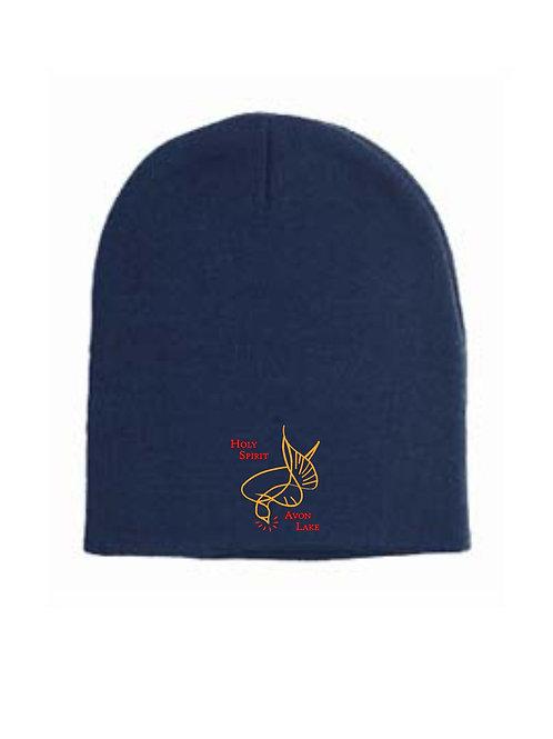 HOLY SPIRIT EMBROIDERED SKULL CAP