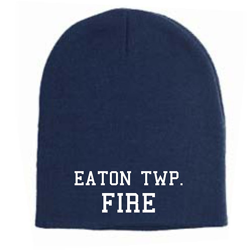 Eaton Fire EMBROIDERED SKULL CAP