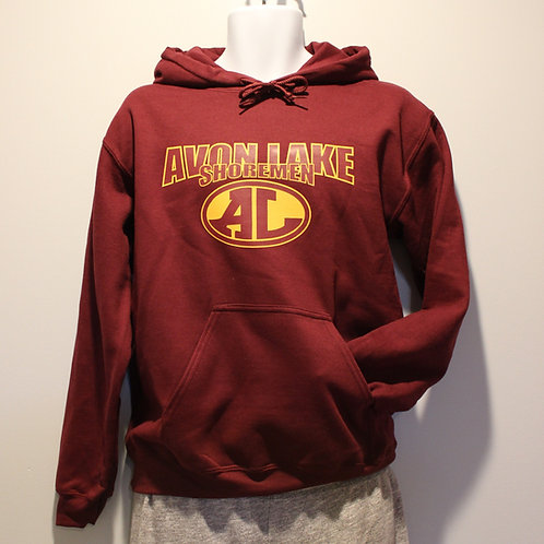 AVON LAKE SHOREMEN HOODED SWEATSHIRT