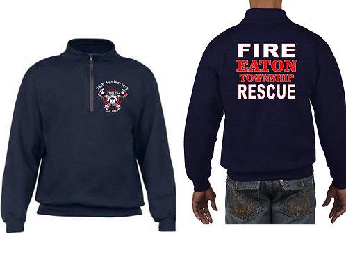 Eaton Fire Quarter-Zip Sweatshirt
