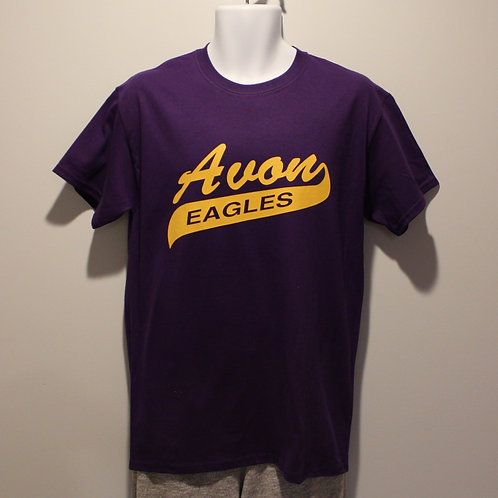 Avon With Tail Short Sleeve T-Shirt
