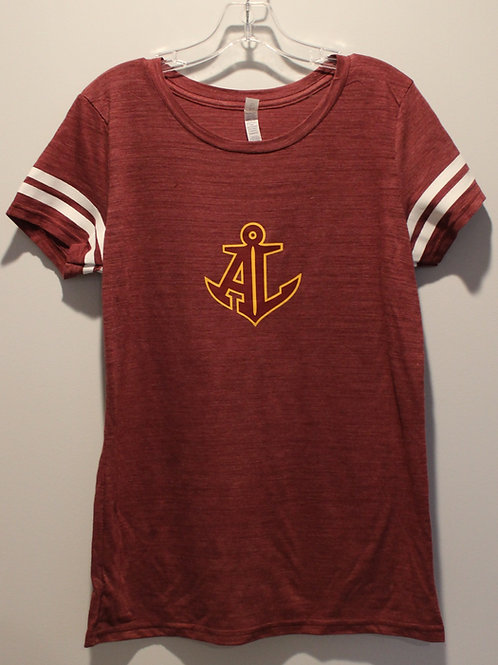 Avon Lake Anchor Ladies vintage t-shirt