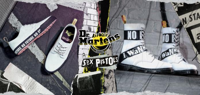 Dr. Martens x Sex Pistols
