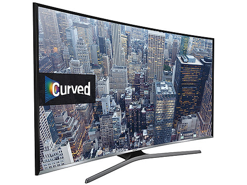 SAMSUNG UE48J6300 - Curved LED Smart TV