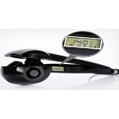 Automatic Pro Perfect LCD Hair Curler