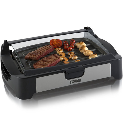 Tower - 2 in 1 Ceramic health grill and oven