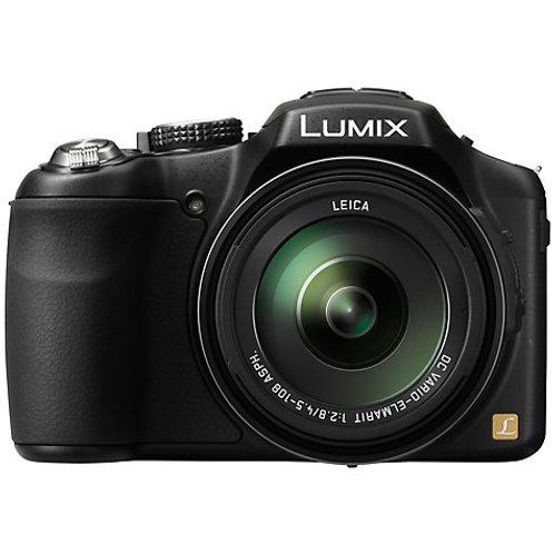 PANASONIC Lumix DMC-FZ200 - black