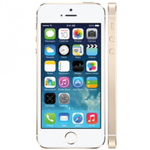 APPLE IPHONE 5S - 16 GB - GOLD (UNLOCKED)