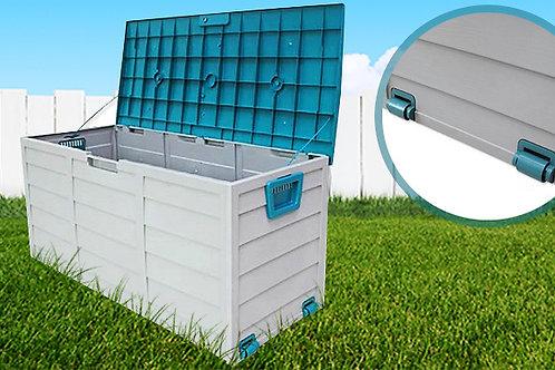 250L Rolling Garden Storage Chest