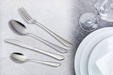 32pc Stainless Steel Cutlery Set