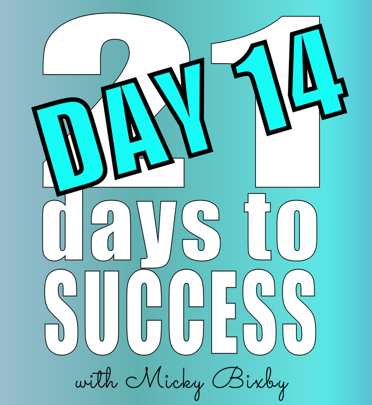 Day 14 - 21 Days to Success