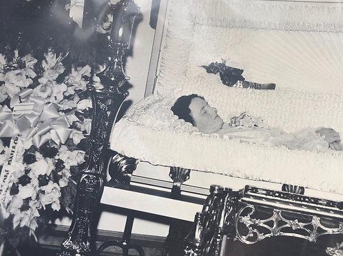 Funeral Ephemera Lot
