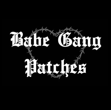 Babe Gang Patches