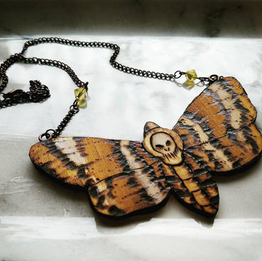 Etched in Embers Pyrography
