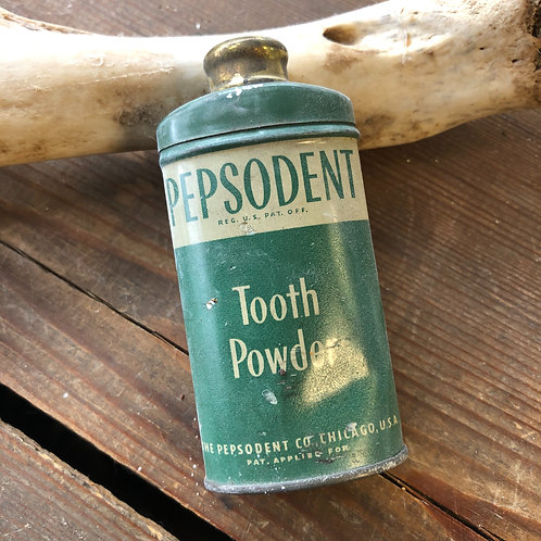 Pepsodent Tooth Powder