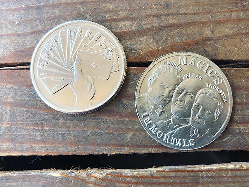 Mágic's Immortals Collectible Coin
