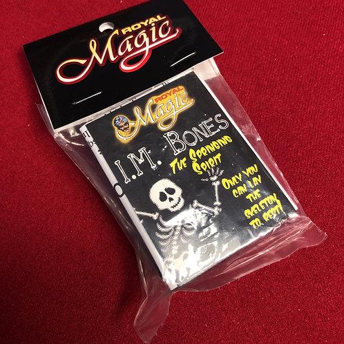 I.M. Bones by Royal Magic