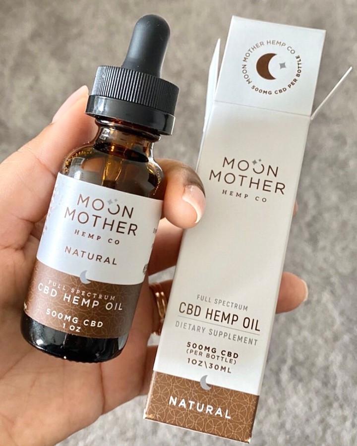 Moon Mother Hemp Oil