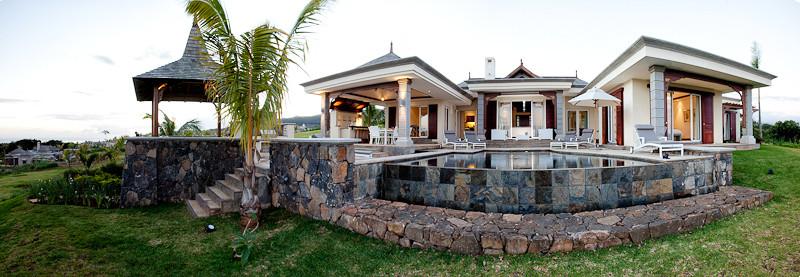 Mauritius, Bel Ombre Estates