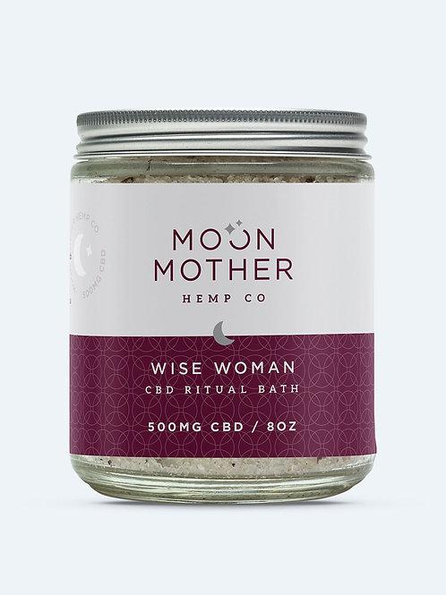 Moon Mother Wise Woman CBD Ritual