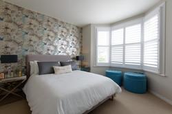 Fulham home design - Bedroom
