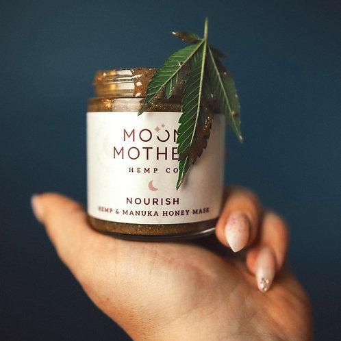 Moon Mother - Nourish Mask CBD & Manuka Honey