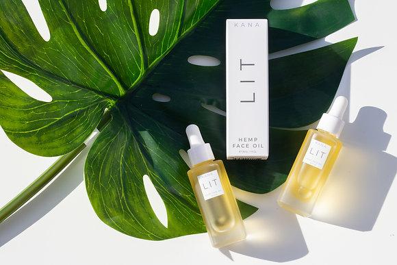 Kana Skincare -  Lit Facial Oil