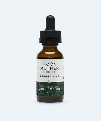 Moon Mother - 500mg Full Spectrum Hemp Oil Peppermint