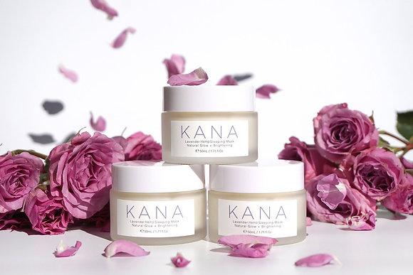 Kana Skincare  - Lavender Sleep Mask