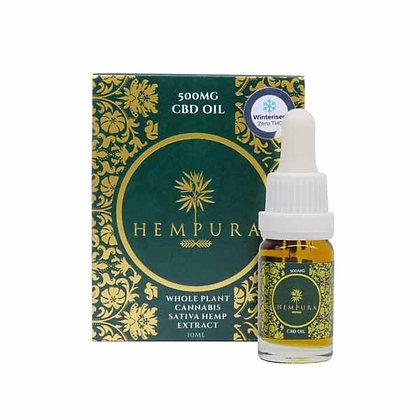 Hempura - 500mg Refined CBD Oil