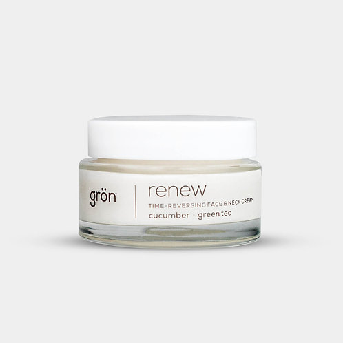 Gron Renew: Time-Reversing Face and Neck Cream (150mg)