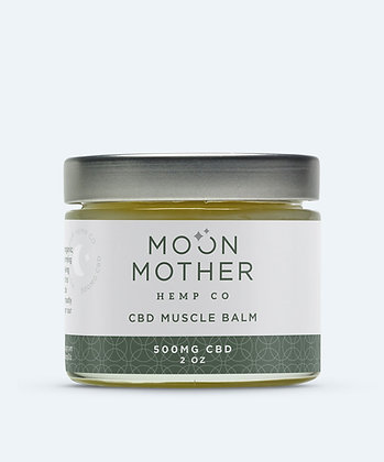 Moon Mother - CBD Muscle Rub(30ml)
