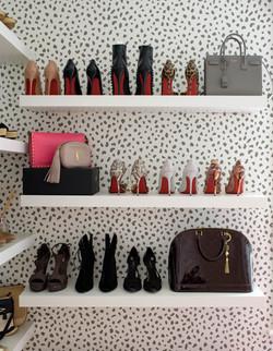 Fulham Interior Design Project - Dressing Room