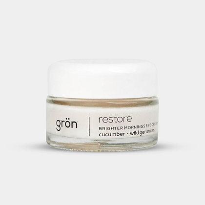 Gron CBD Eye Cream
