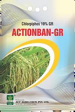 Chlorpyriphos 10% GR
