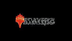 Magic the gathering trading card logo