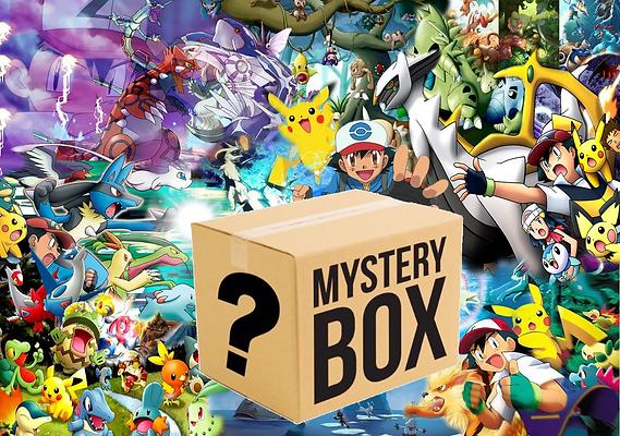 Pokemon TCG Mystery Boxes