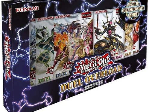 Yu-Gi-Oh! Duel Overload Box Set
