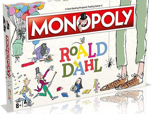 Monopoly Roald Dahl Edition