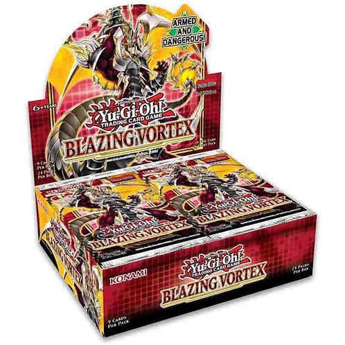 Yu-Gi-Oh! - Blazing Vortex Boosters