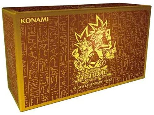 Yu-Gi-Oh! - Yugis Legendary Deck 1 Reprint Unlimited Edition