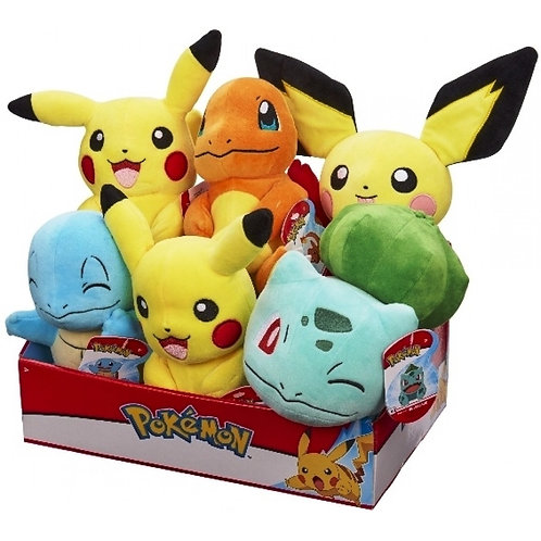 """Pokemon 8"""" Plush Toys"""