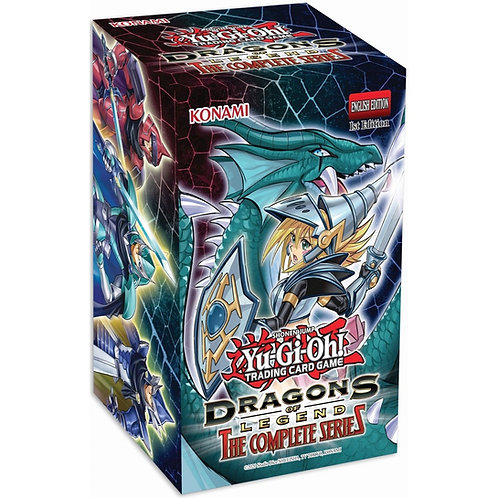 Yu-Gi-Oh! Dragons Of Legend Complete Series