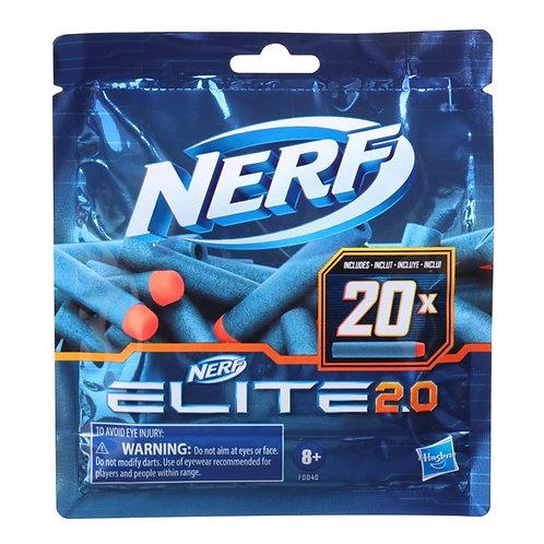 Nerf Elite - 2.0 Refill 20 Pack