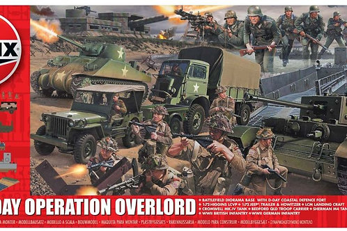 Airfix D-Day Operation Overlord Set