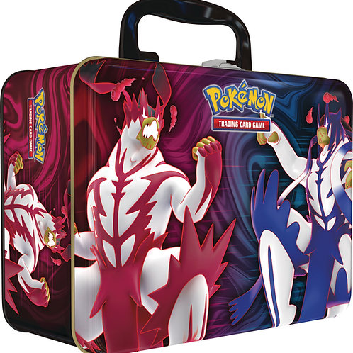 Pokemon Sword and Shield 2021 Spring Collectors Chest