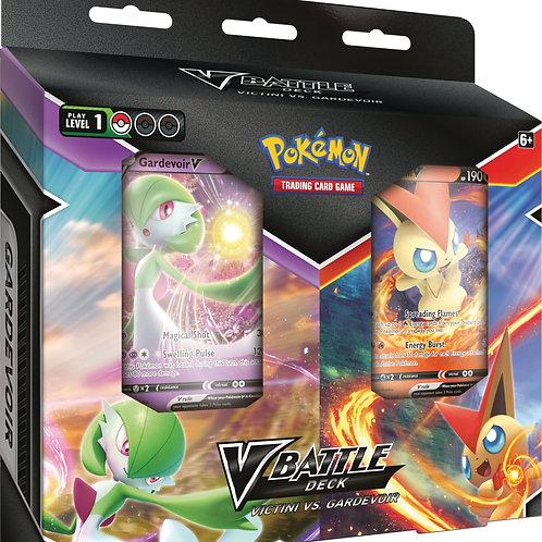 Pokemon Victini & Gardevoir Battle Deck Bundle