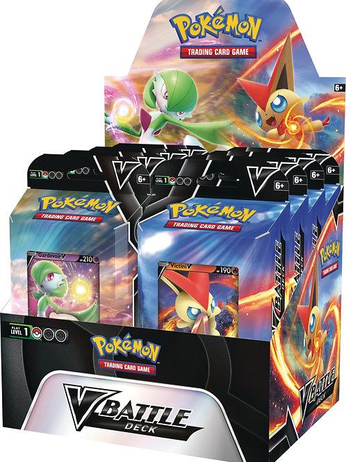 Pokémon TCG: V Battle Decks Victini V and Gardevoir V
