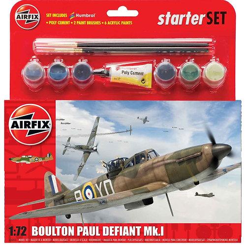 Airfix Boulton Paul Defiant Mk.I Starter Set